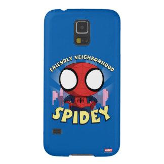 Friendly Neighborhood Spidey Mini Spider-Man Galaxy S5 Case