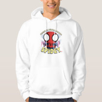 Friendly Neighborhood Spidey Mini Spider-Man Hoodie