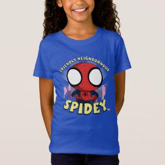 Friendly Neighborhood Spidey Mini Spider-Man T-Shirt
