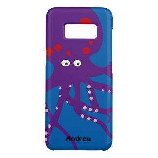 Friendly octopus Case-Mate samsung galaxy s8 case