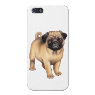 Friendly Pug Dog iPhone Case