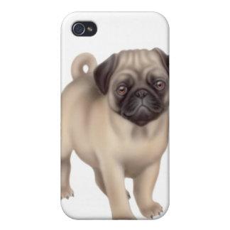 Friendly Pug Dog Speck Case