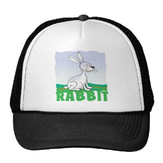 Friendly Rabbit Trucker Hat