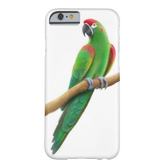Friendly Red Fronted Macaw Parrot iPhone 6 Case