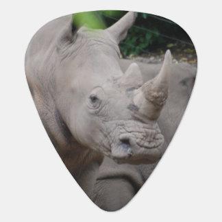 Friendly Rhino Guitar Pick