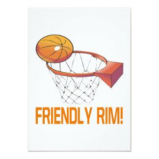 Friendly Rim Card
