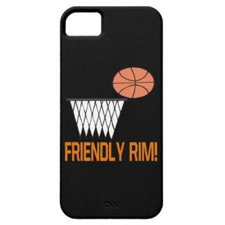 Friendly Rim iPhone SE/5/5s Case