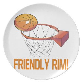 Friendly Rim Plate