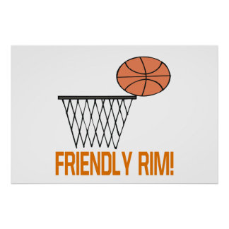 Friendly Rim Print