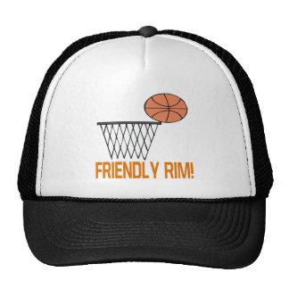Friendly Rim Trucker Hat