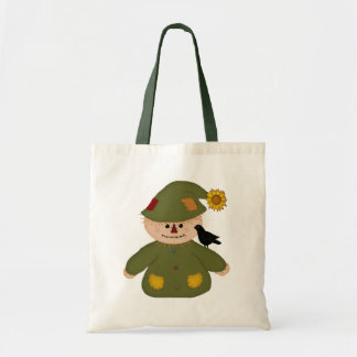 Friendly Scarecrow Bag