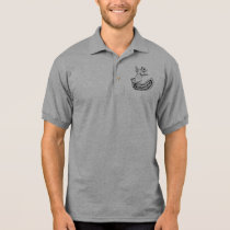Friendly Squirrel Polo Shirt