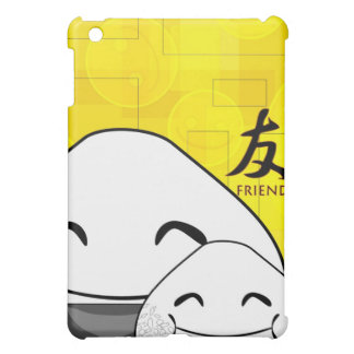 Friendly touch! iPad mini cases