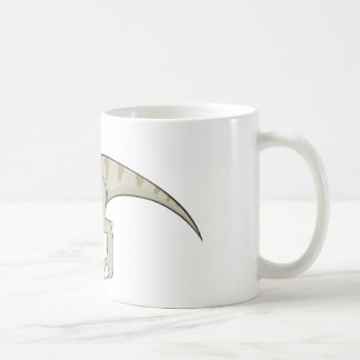 Friendly Tyrannosaurus Dinosaur Coffee Mug