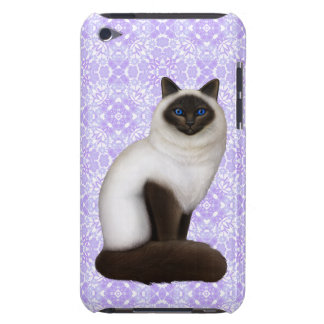 Friendly Young Birman Cat iPod Touch Case