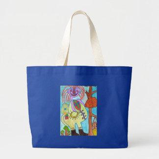 Friendly Zooka Tote Bag