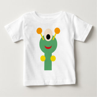 FriendlyAliensA7 Baby T-Shirt