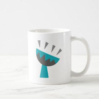FriendlyAliensB6 Classic White Coffee Mug