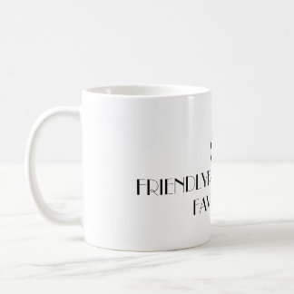 FRIENDLYKAT FOR YOUR FAVOURITE COFFEE MUG