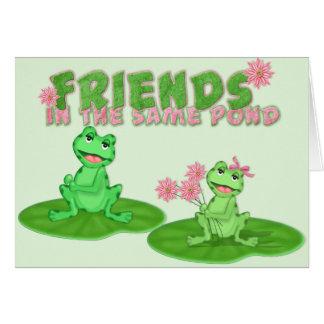 Friends2 Tarjeta