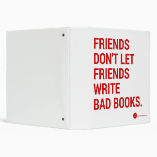 "Friends 1.5"" Binder"