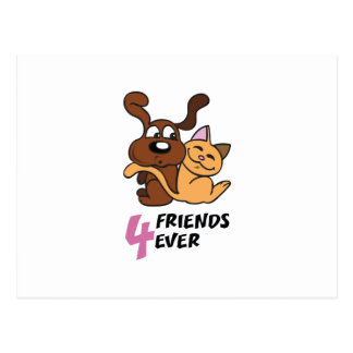 FRIENDS 4 LIFE POST CARDS