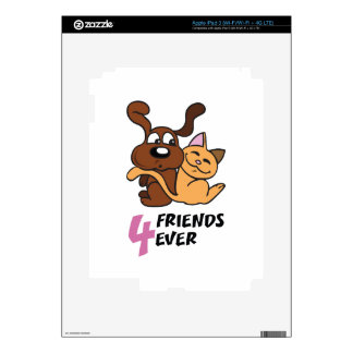 FRIENDS 4 LIFE DECAL FOR iPad 3