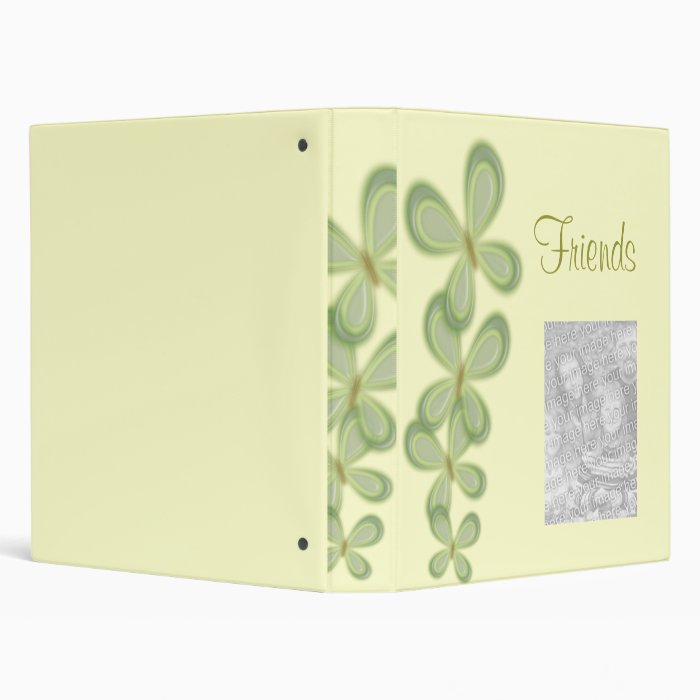Friends Album/ photo Binder
