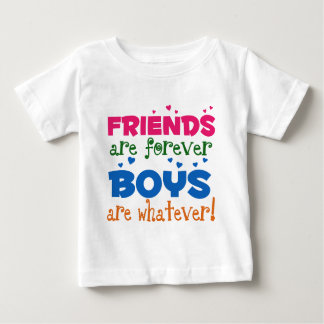 Friends are Forever Baby T-Shirt