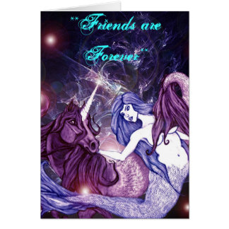 *Friends are Forever* Card