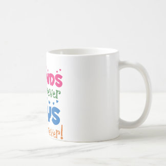Friends are Forever Coffee Mug