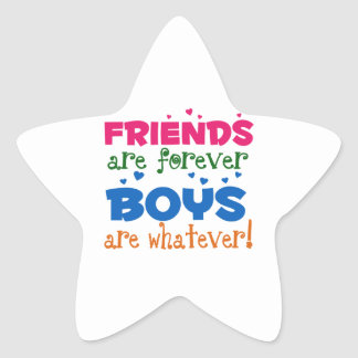 Friends are Forever Stickers