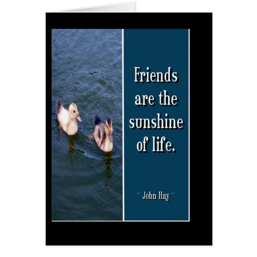 Friends Are... Greeting Card