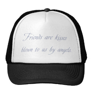 Friends are Kisses Trucker Hat