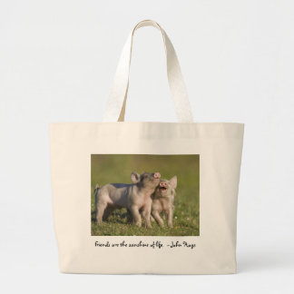 Friends are the Sunshine of Life Tote Bag