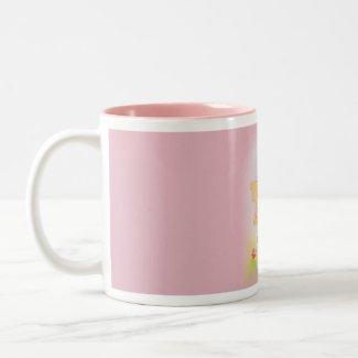 Friends Are Wonderful--Elephants Know! mug