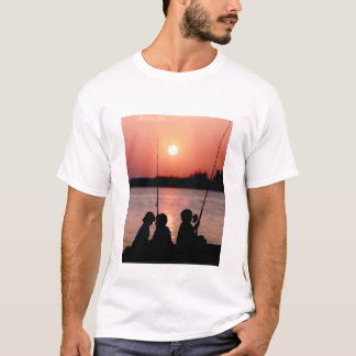 Friends at Sunset T-Shirt