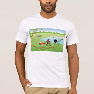 friends at the lake T-Shirt
