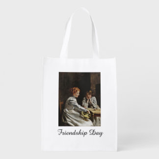 Friends at the Table Reusable Grocery Bag