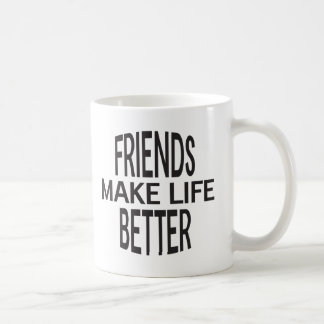 Friends Better Mug - Assorted Styles & Colors