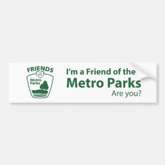 Friends Bumper Sticker