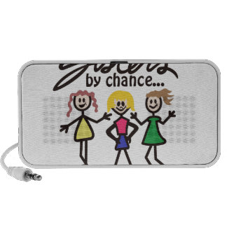 Friends By Choice iPod Speakers