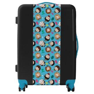 FRIENDS™ | Character Chibi Pattern Luggage