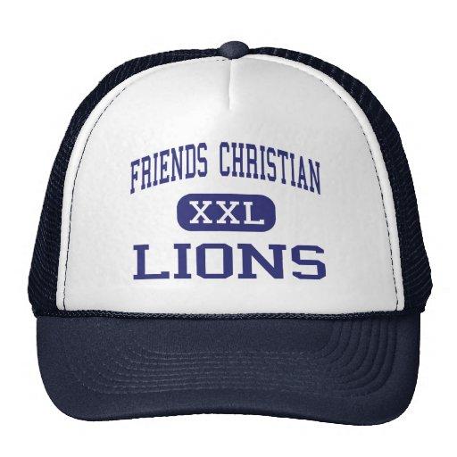 Friends Christian Lions Middle Yorba Linda Trucker Hat