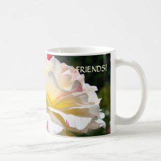 FRIENDS COFFEE MUG GIFT Roses Mugs Friendship