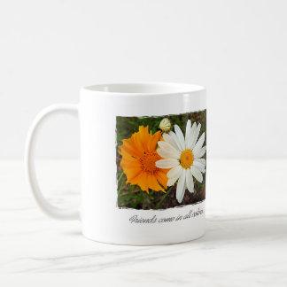 Friends Come In All Colors Classic White Coffee Mug