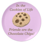 Friends - Cookies of Life Party Plates
