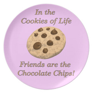 Friends - Cookies of Life Plate