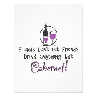 Friends Don't Let Friends/Cabernet Flyers