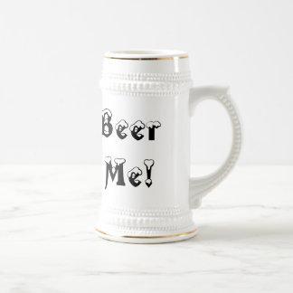 Friends Don't Let Friends/Cabernet Wine Beer Stein